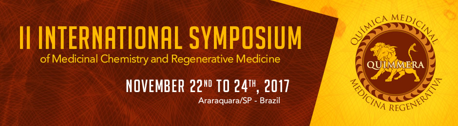 II International Symposium of Medicinal Chemistry and Regenerative Medicine